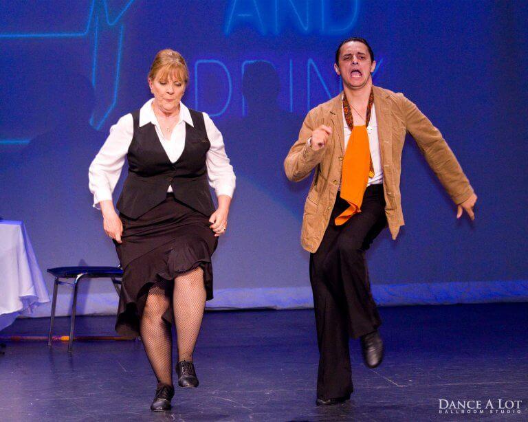 Georgi Kanev & Mary Serico - Dancing Stars 2019