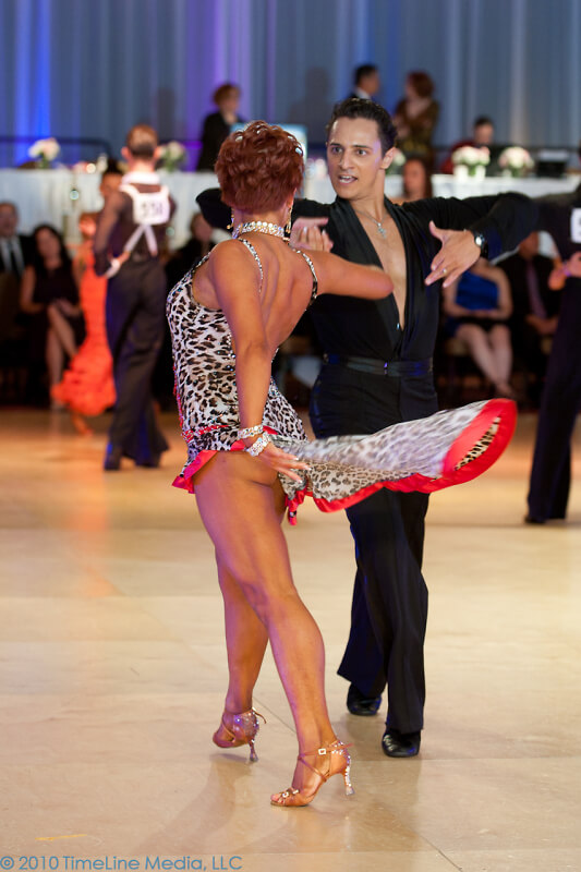 Georgi & Adriana Dancing Paso Doble